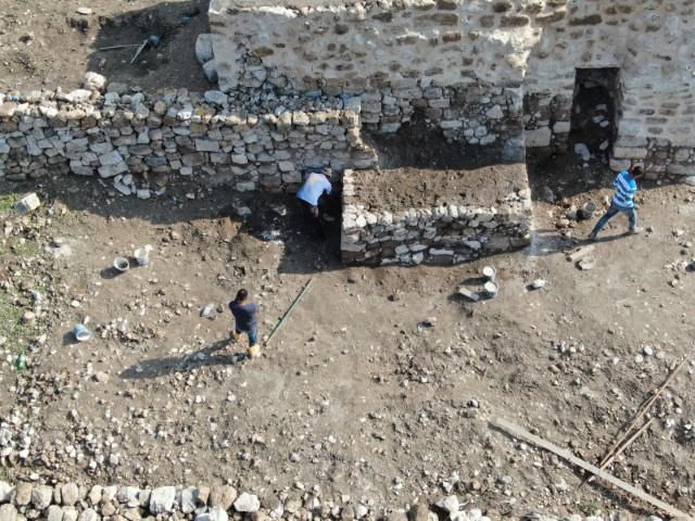 אתר ארכיאולוגי 'פרש' בשומרון