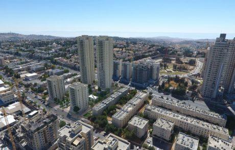 """עיריית ירושלים אישרה בדרך חברון שתי תכניות בניה הכוללות 641 יח""""ד"""