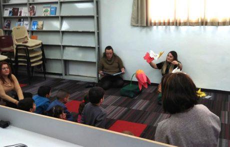 מכללת תלפיות עם הפנים לקהילה גם בגיל הרך