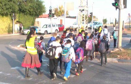 """בחודשי הלימודים תשע""""ט בבני ברק: 52 ילדים ובני נוער נפגעו בתאונות דרכים"""