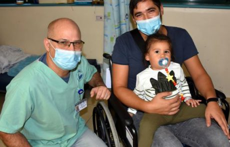 כרמיאל : נס רפואי לפעוט שטבע בבריכה ביבניאל