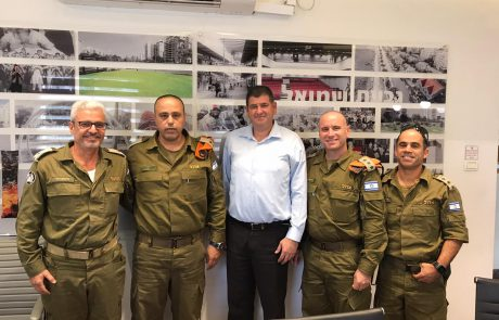 """מפקד פיקוד העורף בגבעת שמואל: """"מדובר באחת הרשויות הבולטות לטובה"""""""