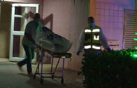 דימונה: אישה גלמודה כבת 70 נמצאה במצב ריקבון קשה