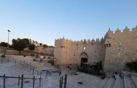 """עיריית ירושלים:מעלות שכם נקראו על שמן של לוחמות מג""""ב."""