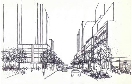 אושרה להפקדה תוכנית ח/619 להתחדשות עירונית בחולון
